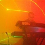 Martin McKey Live Electronic