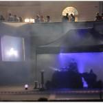 Martin McKey - koncert światło-dźwięk. Muzyka elektroniczna.